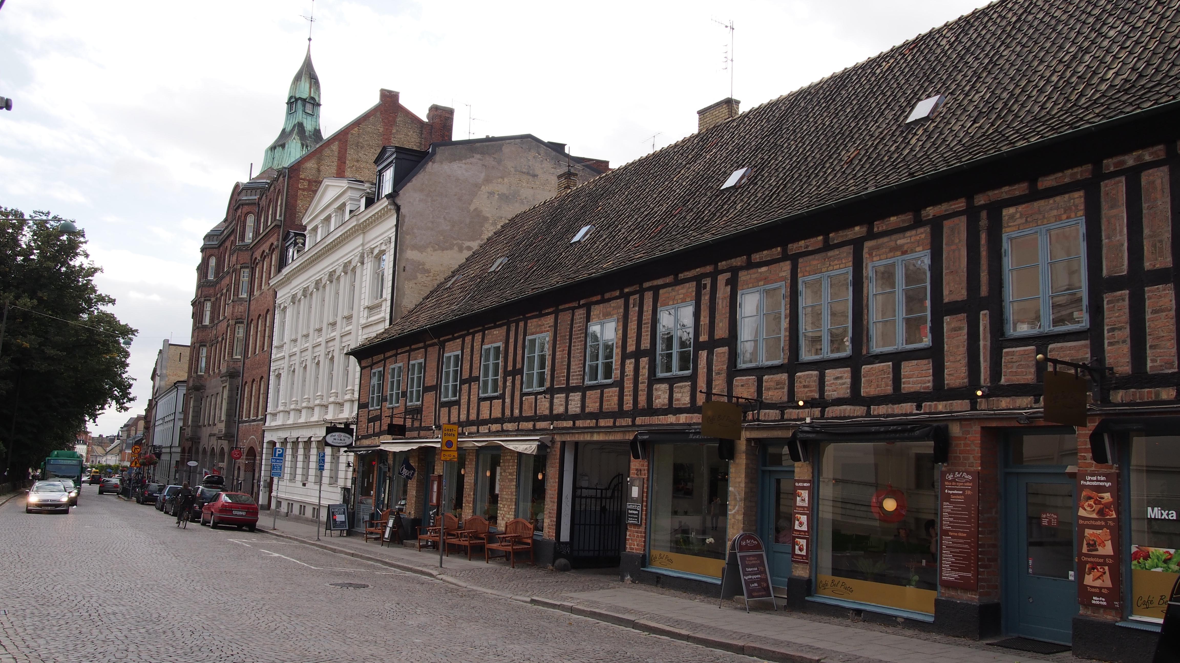 Lunds innerstad
